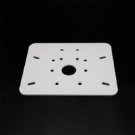 Mounting Plate - Simrad, Northstar, B&G, & Lowrance 4ft Open Arrays (68570)