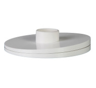 0-4 degree Wedge for Round Base Vision Mounts (67550)
