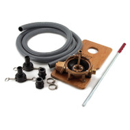 Manual Portable Pump Kit 18GPM - Bronze