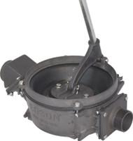 "117AL Manual Side Inlet Lever Action Pump (2"" Intake/Discharge) - Aluminum"