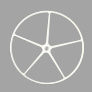 36-inch Composite Sailboat Wheel
