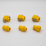 Garden Hose Fittings 6-Piece Set (14300)