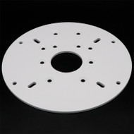 Mounting Plate - KVH (M1, M2, M3, V3, TV1, TV3) - (68600)