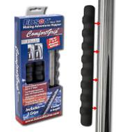 8-inch Black ComfortGrip Strips (97003)