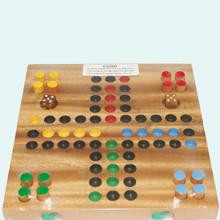 Wooden Ludo Board Game
