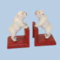 Retro Cast Iron Bulldog Bookends
