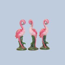 Art Deco Flamingo Bottle Opener