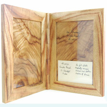 Camphor Laurel Timber Photo Frame. Beautiful handcrafted Australian gift for the discerning.