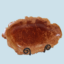 Red Mallee Carved Bowl. Made in Australia