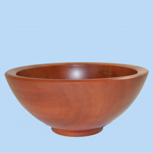 Australian NSW Rosewood Bowl. Handmade in Australia.