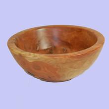Australian made Coolabah Burl Bowl