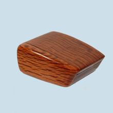 Flame She Oak Trinket/Jewellery/watch box. Made in Australia.
