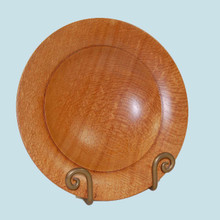 Fine Silky Oak Bowl. Made in Australia'