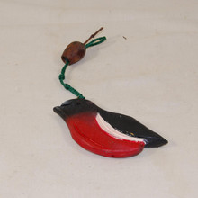 Australian Red Robin Bird Mobile. Australian gifts and Souvenirs.