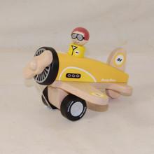 Sturdy wooden Plane for children.