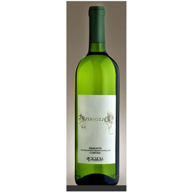 Piemonte Cortese DOC Bisbiglio Leggermente Vivace Scagliola Vini