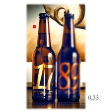 """17"" Rame Birrificio 1789- 12 bottiglie"