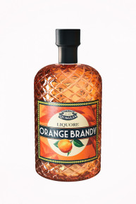 Liquore Orange Brandy Antica Distilleria Quaglia