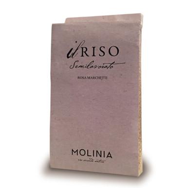 Il Riso Semilavorato Rosa Marchetti - Molinia