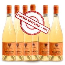 Offerta Speciale Scatola da 6 bottiglie  Dolcevita Moscato d'Asti Pico Maccario