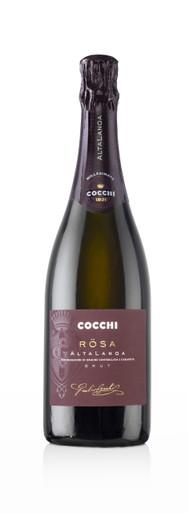 Rösa Alta Langa Brut DOCG Cocchi
