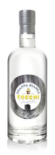 Grappa Bianca Del Piemonte Cocchi