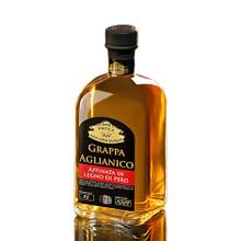 Grappa Aglianico Affinata in Pero Antica Distilleria Quaglia