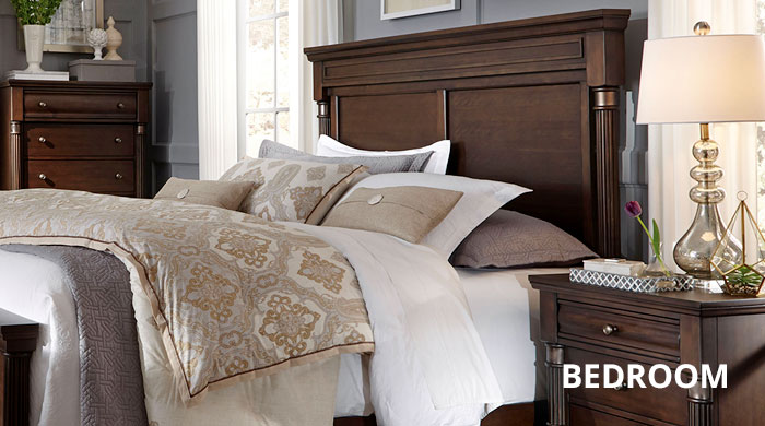 BEDROOM - Hilton Furniture & Mattress