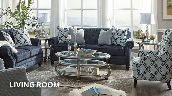 Living Room Hilton Furniture Mattress