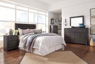 Brinxton Black 4 Pc Queen Bedroom Collection