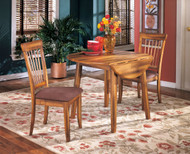 Berringer 3 Pc. Round Drop Leaf Dining Set