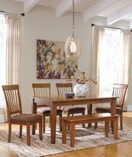 Berringer Pc. Rectangular Dining Set