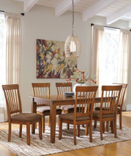 Berringer 7 Pc. Rectangular Dining Set