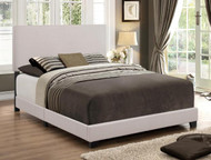 Erin Cal. King Bed- Khaki Finish