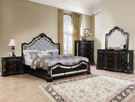 Bankston King Bed