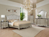Angelina King Bed
