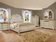 Stanley Dresser w/ Antique White Finish