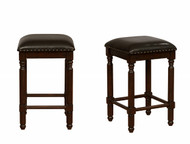 Chadwick Counter Height Stool- Espresso Finish