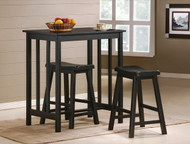 3 PK Dina Counter Height Table Set