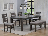 Bardstown Dining Table w/ Grey Finish