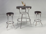 3PC Bar Table & Chair Set