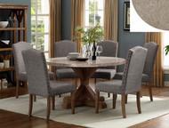 Vesper Round Marble Table