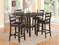 Tahoe 5 PK Counter Height Table Set