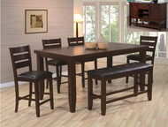 Bardstown Counter Height Table w/ Butterfly Leaf