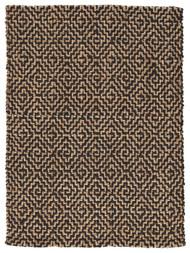 Broox Natural/Black Medium Rug