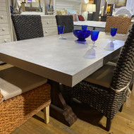 Custom Concrete Dining Table - 50% off