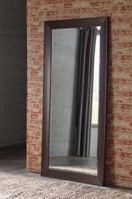 Duha Brown Floor Mirror