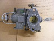 Evinrude Johnson Carburetor 1950's Vintage Control Knob Glass Yoke Bowl 0376404