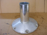 "Boat Seat Pedestal Mount Post 6"" Inch Aluminum Chair Mounting Base 9"" x 3"""