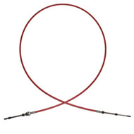 Control Cable 20' Bulkhead Mnt UNIVERSAL JetBoat Drive R:Seastar4300BC Uflex4300